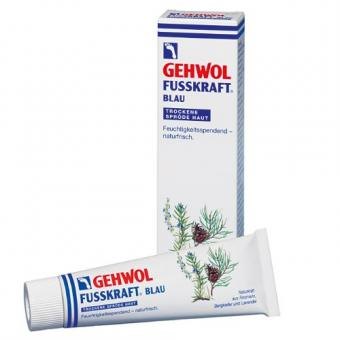 Gehwol Fusskraft blau 125ml