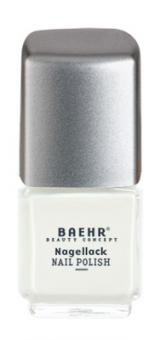Baehr Beauty Concept Nagellack medium white matt