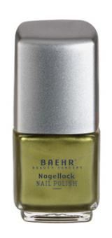 Baehr Beauty Concept Nagellack gold metallic