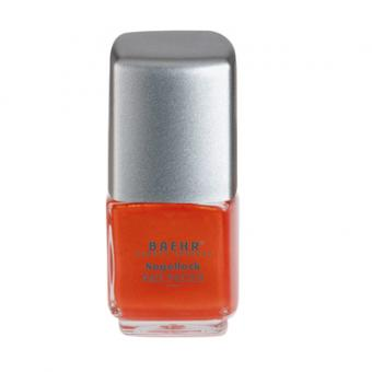Baehr Beauty Concept Nagellack sunkissed orange metallic