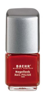 Baehr Beauty Concept Nagellack paradise red pearl