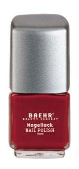 Baehr Beauty Concept Nagellack ferrara red