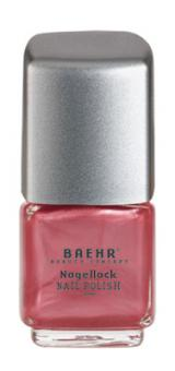 Baehr Beauty Concept Nagellack transparent red pearl