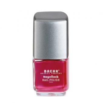 Baehr Beauty Concept Nagellack happy pink metallic
