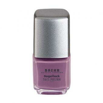Baehr Beauty Concept Nagellack violet soft pastell