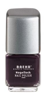 Baehr Beauty Concept Nagellack dark plum