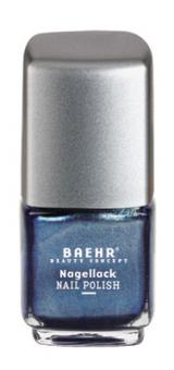 Baehr Beauty Concept Nagellack blue metallic