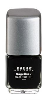 Baehr Beauty Concept Nagellack medium black matt