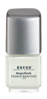 Baehr Beauty Concept French Nagellack weiß