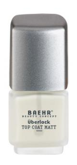 Baehr Beauty Concept Überlack Top Coat matt