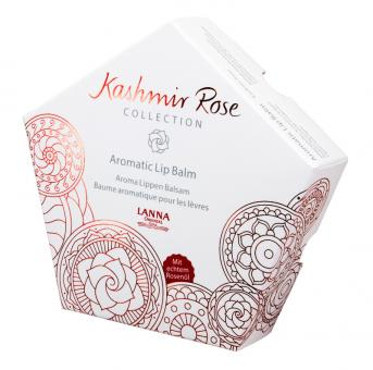 Kashmir Rose Aromatic Lip Balm