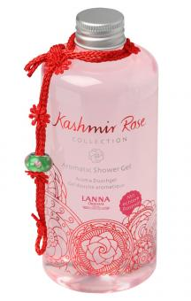 Kashmir Rose Aromatic Shower Gel