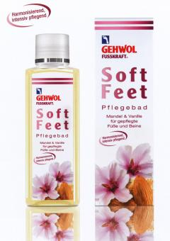 Gehwol Fusskraft Soft Feet Pflegebad 200 ml