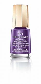Mavala Nagellack Purple Sensation 174