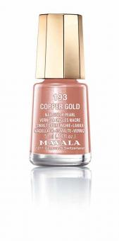 Mavala Nagellack Copper Gold 193