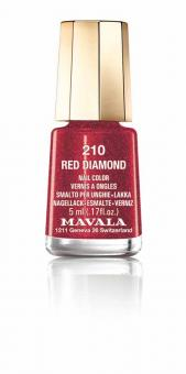 Mavala Nagellack Red Diamond 210