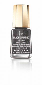 Mavala Nagellack Black Diamond 211