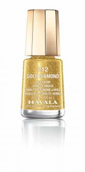 Mavala Nagellack Gold Diamond 212