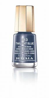 Mavala Nagellack Twilight Blue 313
