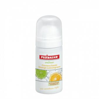 Pedibaehr Cremeschaum Orange-Lemongrass 35ml