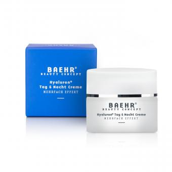 Baehr Beauty Concept Hyaluron+ Tag & Nacht Creme