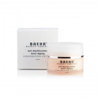 Baehr Beauty Concept Gel-Nachtcreme Anti-Aging