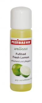 Pedibaehr Wellness Fußbad Fresh Lemon | 50ml